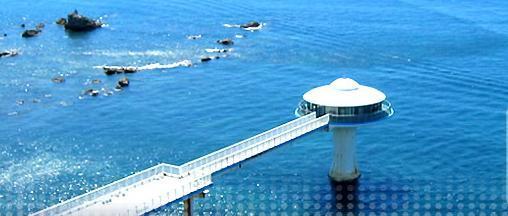 白浜海中展望塔(コーラルプリンセス) image