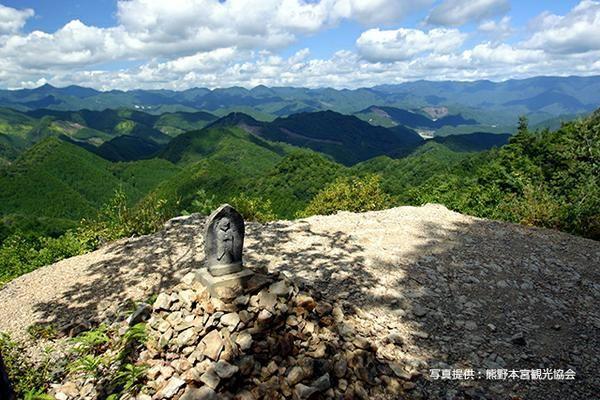 熊野古道・中辺路ルート image