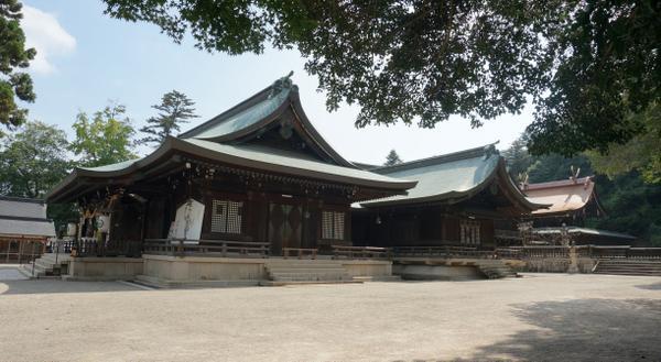 Kibitsuhiko-jinja Shrine