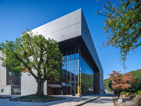 Ibara Municipal Denchu Art Museum image