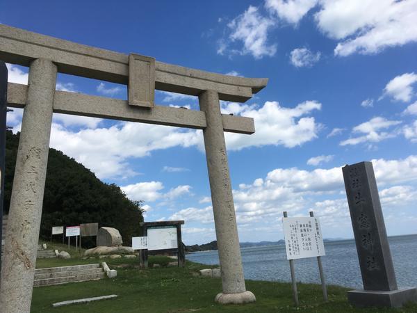 牛窓神社 image
