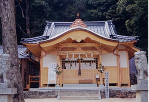 石上布都魂神社 image