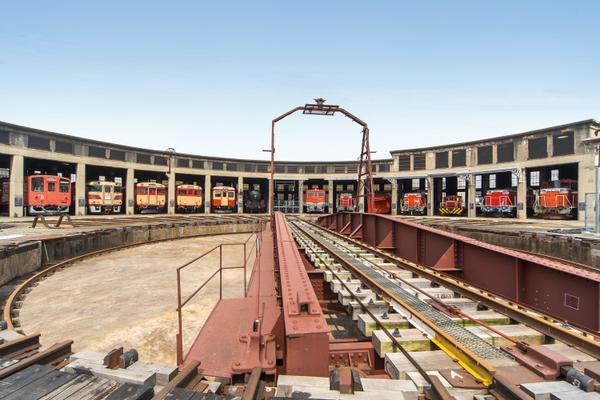 Tsuyama Railroad Educational Museum image