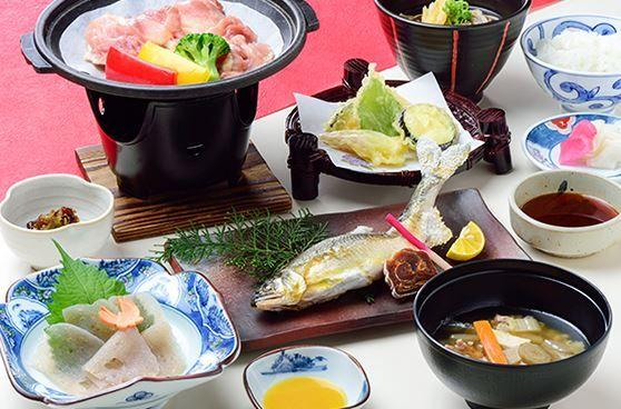 和の宿 ホテル祖谷温泉 Cafe Dining HANA(カフェ ダイニング ハナ) image