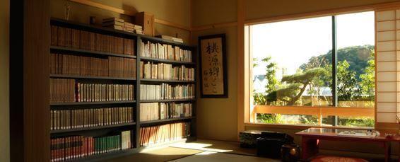 徳島県立文学書道館 image