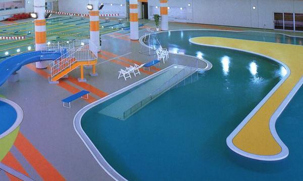 鏡石町民プール「すいすい」 image