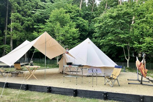 南蔵王やまびこの森キャンプ場 image