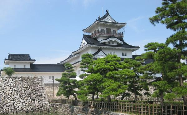 富山城址公園 image