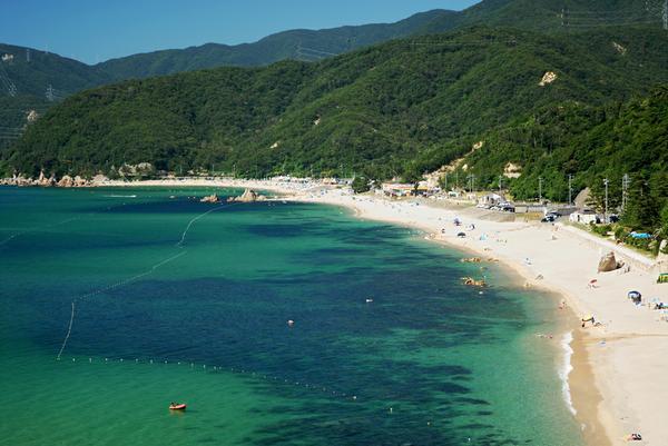 ダイヤ浜海水浴場 image
