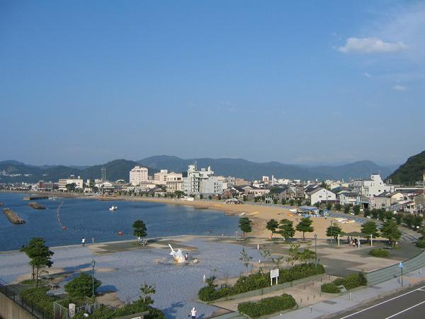 人魚の浜海水浴場 image