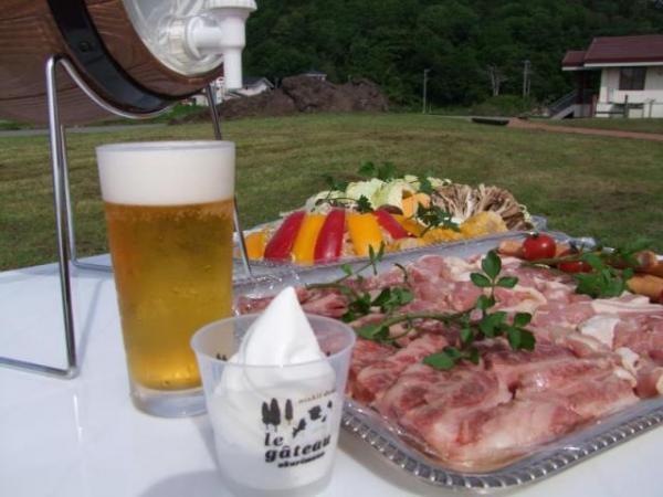 ミルク工房奥越前 六呂師高原の時計台 image