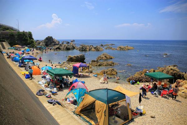 長須浜海水浴場 image