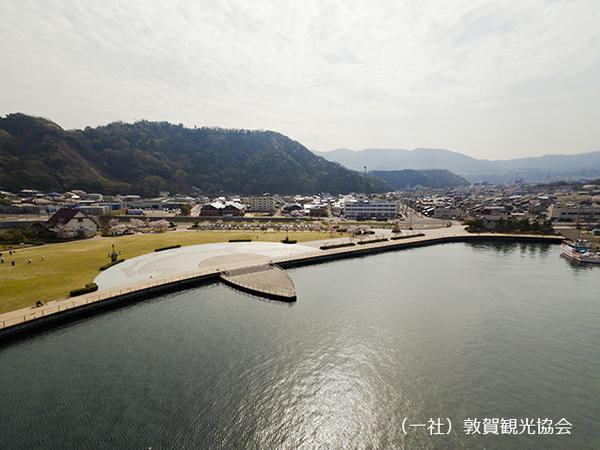 金ヶ崎緑地 image