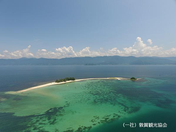 無人島「水島」 image