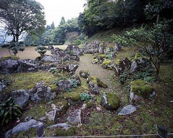 湯殿跡庭園 image