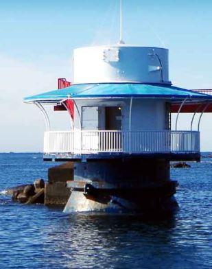 海中展望塔 image