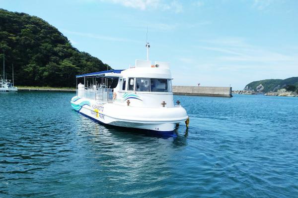 半潜水型海中観光船ステラマリス image