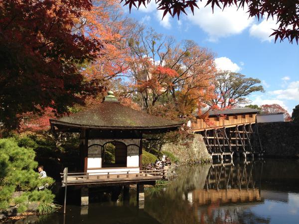 니시노마루 정원(모미지다니 정원) image