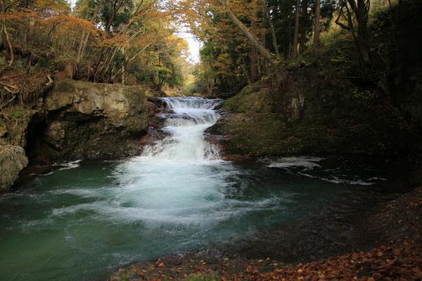 伏伸の滝 image