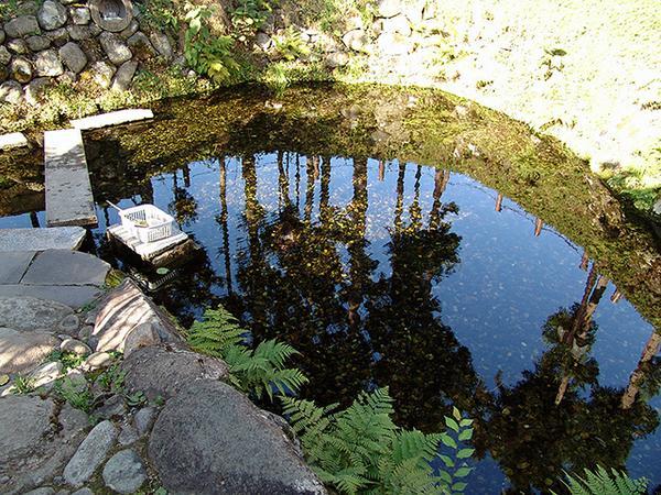 六郷湧水群 image
