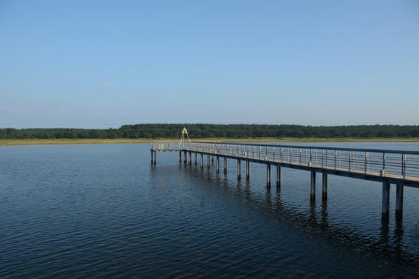 ทะเลสาบโอบุจินุมะ image