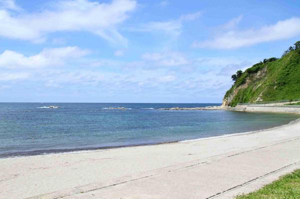 袖ヶ浜海水浴場 image
