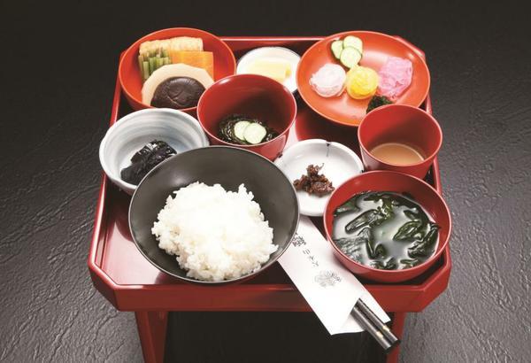 總持寺祖院の精進料理 image