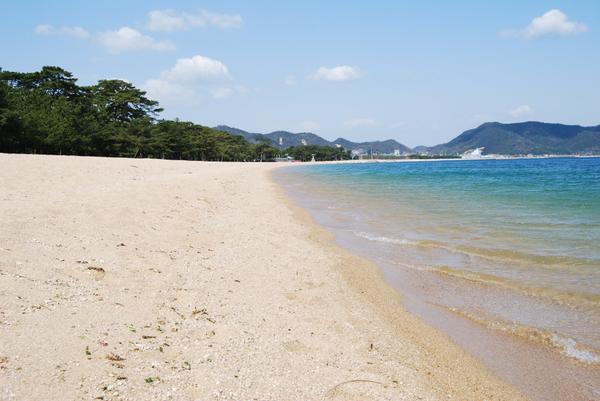 津田の松原海水浴場 image