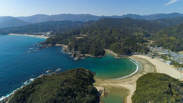 白浜海水浴場 image