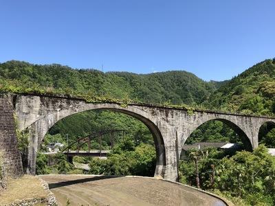 下津井眼镜桥 image