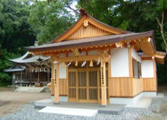 秦神社 image