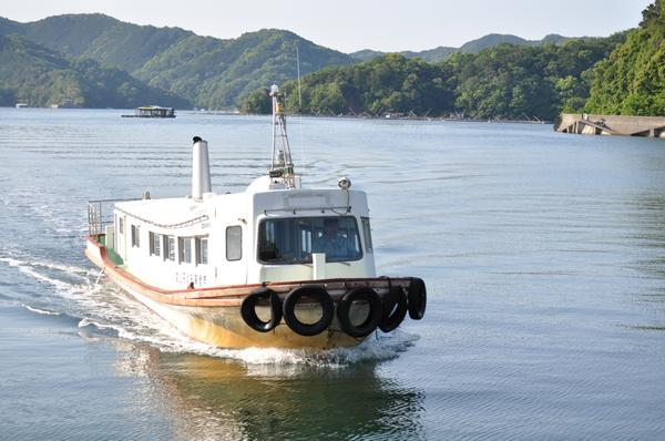 須崎市営巡航船 image