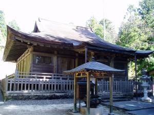 国宝豊楽寺薬師堂 image