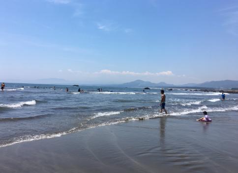 浮津海水浴場 image
