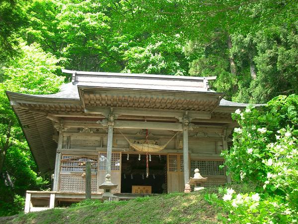 仙人堂(外川神社) image