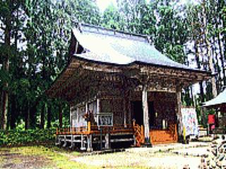 庭月山月蔵院(庭月観音) image