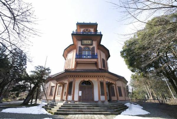Yamagata City Folk Museum (Former Saiseikan Hospital Main Building) image