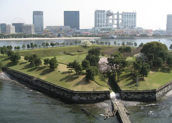 台場公園 image