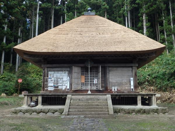 観音寺観音堂(深山観音堂) image
