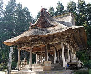笹野観音堂(あじさい寺) image
