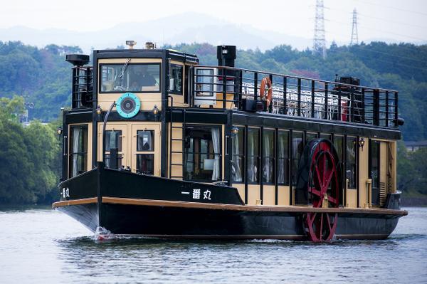 Seta River and Lake Biwa River Cruises image