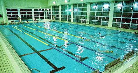 境港市民温水プール image