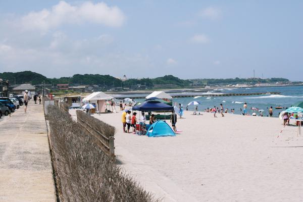 八橋海水浴場 image