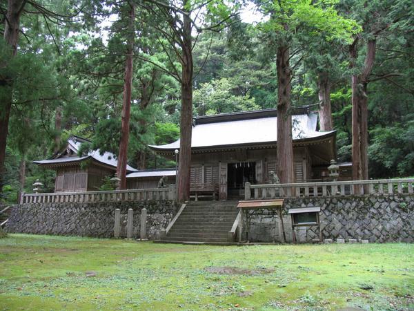 若桜神社 image