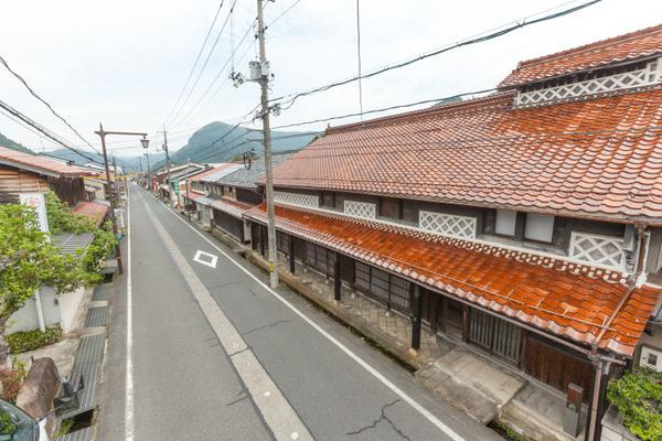 若桜の町並み image