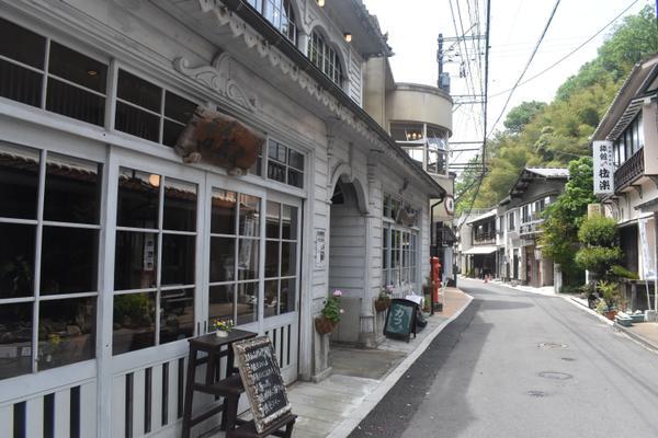 温泉津の町並み(重要伝統的建造物群保存地区) image
