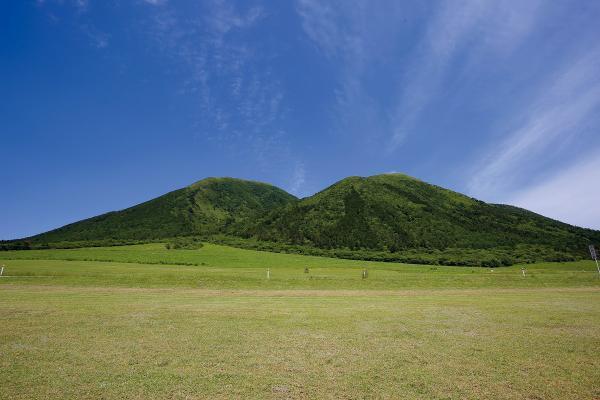 隠岐大山国立公園三瓶山西の原 image