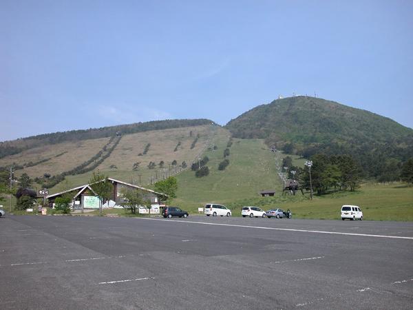 隐岐大山国立公园三瓶山东之原 image
