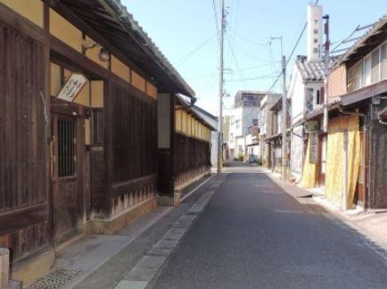 Shiomachi Karakoto-dori Street image