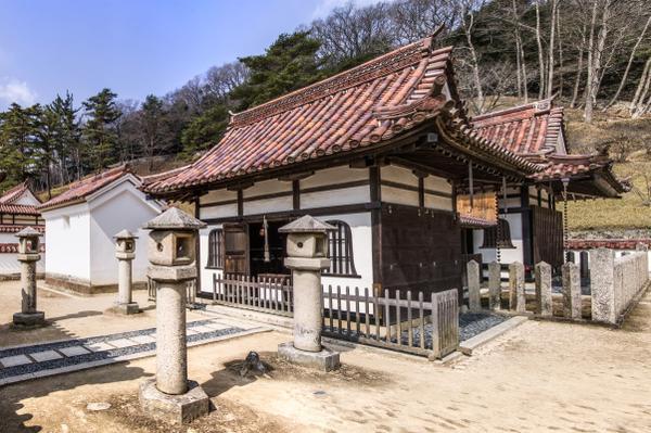 閑谷神社 image